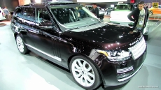 2013 Range Rover Autobiography Edition at 2012 Los Angeles Auto Show