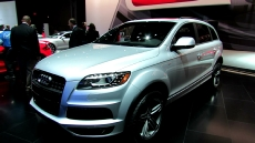 2012 Audi Q7 TDI Quattro S-Line at 2012 New York Auto Show