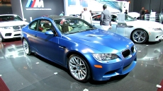 2012 BMW M3 at 2012 New York Auto Show