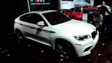 2012 BMW X6 M at 2012 New York Auto Show