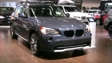 2012 BMW X1 at 2012 Montreal Auto Show