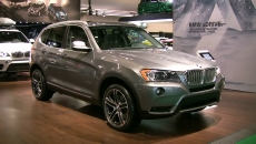 2012 BMW X3 at 2012 Montreal Auto Show