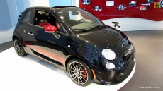 2013 Fiat 500c Abarth at 2013 Montreal Auto Show