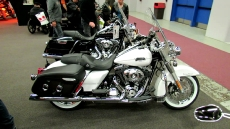 2012 Harley-Davidson Touring Road King Classic at 2012 Montreal Motorcycle Show