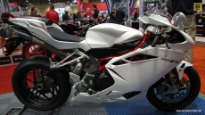 2012 MV Agusta F4 RR Corsacorta at 2013 Toronto Motorcycle Show