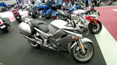 2012 Yamaha FJR1300 at 2012 Montreal Motorcycle Show