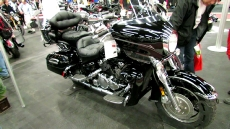 2012 Yamaha Royal Star Venture S at 2012 Montreal Motorcycle Show