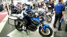 2012 Yamaha Super Tenere at 2012 Montreal Motorcycle Show