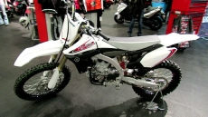 2012 Yamaha YZ450F at 2012 Montreal Motorcycle Show