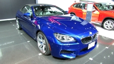 2013 BMW M6 Convertible at 2012 New York Auto Show
