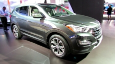 2013 Hyundai Santa Fe Sport AWD at 2012 New York Auto Show