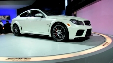 2013 Mercedes-Benz C63 AMG Black Series at 2012 New York Auto Show