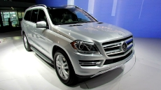 2013 Mercedes-Benz GL450 4matic at 2012 New York Auto Show