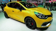 2013 Renault Clio RS at 2012 Paris Auto Show