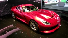 2013 SRT Viper at 2012 New York Auto Show
