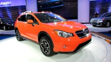 2013 Subaru XV Crosstrek at 2012 New York Auto Show