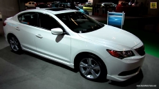 2013 Acura ILX Dynamic at 2013 Montreal Auto Show