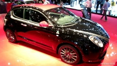 2013 Alfa Romeo Mito Super Bike Series at 2012 Paris Auto Show