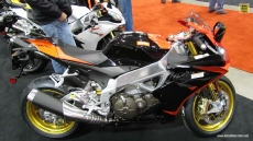 2013 Aprilia RSV4 at 2013 Toronto Motorcycle Show