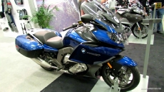 2013 BMW K1600GT at 2013 Montreal Motorcycle Show