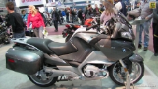 2013 BMW R1200RT at 2013 Quebec Motorcycle Show