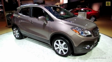 2013 Buick Encore at 2013 Montreal Auto Show
