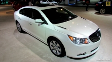 2013 Buick LaCrosse at 2012 Los Angeles Auto Show