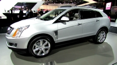 2013 Cadillac SRX at 2012 New York Auto Show