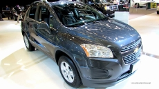 2013 Chevrolet Trax at 2013 Montreal Auto Show
