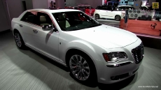 2013 Chrysler 300 Motown at 2013 Detroit Auto Show