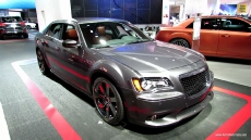 2013 Chrysler 300 SRT at 2013 Detroit Auto Show