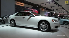 2013 Chrysler 300C at 2013 Montreal Auto Show