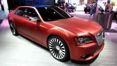 2013 Chrysler 300S Turbine Edition at 2013 Detroit Auto Show