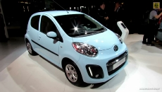2013 Citroen C1 at 2012 Paris Auto Show