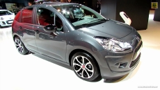 2013 Citroen C3 at 2012 Paris Auto Show