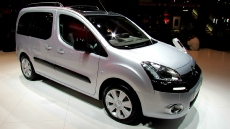2013 Citroen Berlingo Multispace at 2012 Paris Auto Show