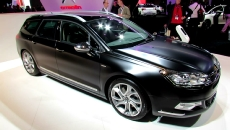 2013 Citroen C5 Tourer at 2012 Paris Auto Show