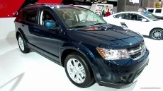 2013 Dodge Journey Crew at 2013 Montreal Auto Show