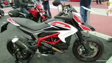 2013 Ducati Hypermotard SP at 2013 Montreal Motorcycle Show