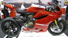 2013 Ducati Panigale 1199R at 2013 Toronto Motorcycle Show