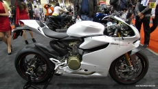 2013 Ducati Panigale 1199S at 2013 Toronto Motorcycle Show