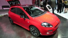 2013 Fiat Punto TwinAir at 2012 Paris Auto Show