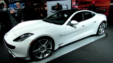 2013 Fisker Karma EV-er at 2012 New York Auto Show