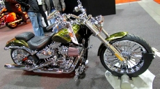 2013 Harley-Davidson Softail CVO Breakout at 2013 Toronto Motorcycle Show