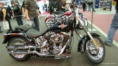 2013 Harley-Davidson Softail Fat Boy at 2013 Montreal Motorcycle Show