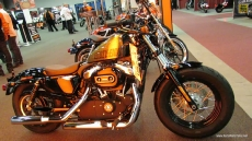 2013 Harley-Davidson Sportster Forty Eight at 2013 Montreal Motorcycle Show