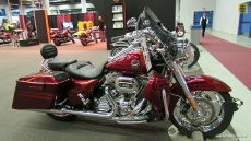 2013 Harley-Davidson Touring CVO Road King at 2013 Montreal Motorcycle Show