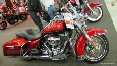 2013 Harley-Davidson Touring Road King at 2013 Montreal Motorcycle Show