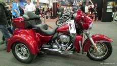 2013 Harley-Davidson Tri Glide Ultra Classic at 2013 Montreal Motorcycle Show
