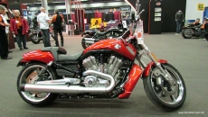 2013 Harley-Davidson VRSC V-Rod Muscle at 2013 Montreal Motorcycle Show